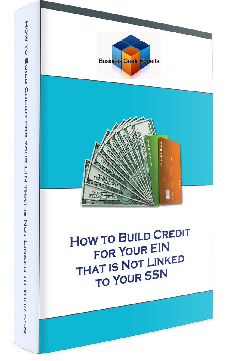 How to Build Credit for Your EIN That's Not Linked to Your SSN. With No Personal Credit Check
