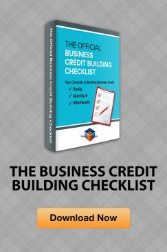 The Official Business Credit Building Checklist